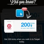 Shopkick Bonuses Today: Receive 200 Kicks Per Store!