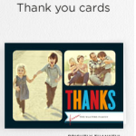 Shutterfly Freebie: 12 Free Thank You Cards (+ $4.99 Shipping Fee)