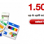 up and up school supply coupon