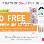 Walgreens Photo Deal: 20 FREE Photo Cards + $2.99 Shipping (Save $29.99)