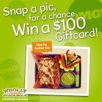 Give Your Lunch a Facelift and Enter the Wholly Guacamole OMG Contest