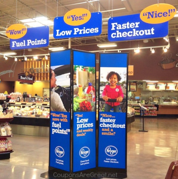 Kroger Stops Doubling Coupons But Brings Lower Prices