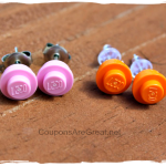 Create LEGO Earrings: Easy LEGO Craft Tutorial