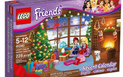 lego friends advent calendar 2014