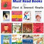 First and Second Grade Must Read Books