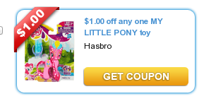 my little pony coupons