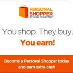 personal shopper shop your way rewards