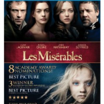 Les Miserables Blu-ray DVD Digital