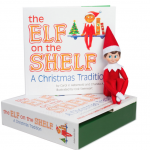 elf on the shelf boxed set