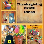 Thanksgiving Craft Ideas Round Up