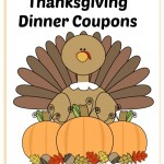 thanksgiving dinner coupons