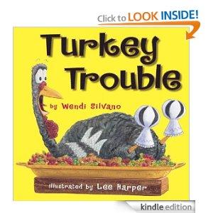 turkey trouble turkey disguise
