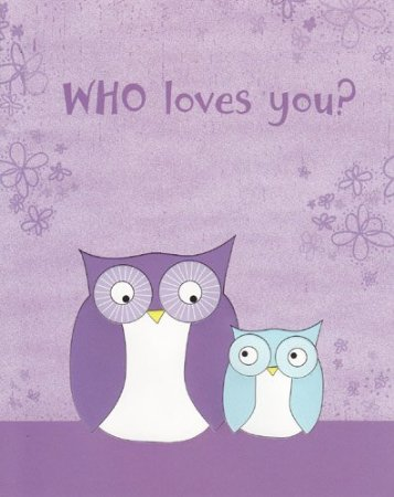 who loves you owl cards