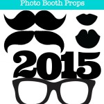 2015 photo booth props
