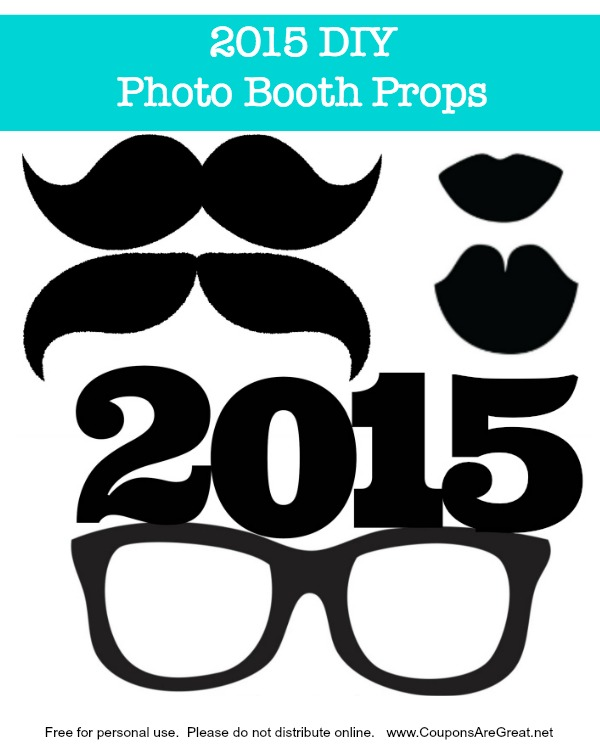 photo booth props template free download - free photo booth props template 708 x 704 406 kb jpeg
