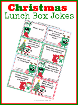 Christmas Jokes for Kids