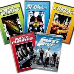 Fast & Furious: 1-5 Bundle Deal: Blu-ray Combo or DVD Combo