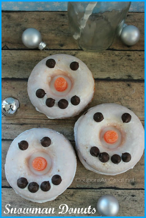 homemade-snowman-donuts