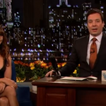 jimmy fallon rashida jones