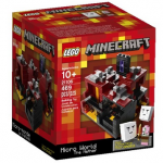 LEGO Minecraft Nether in Stock