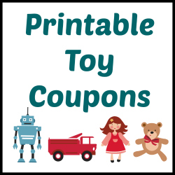 It is a photo of Juicy Printable Toy Coupon