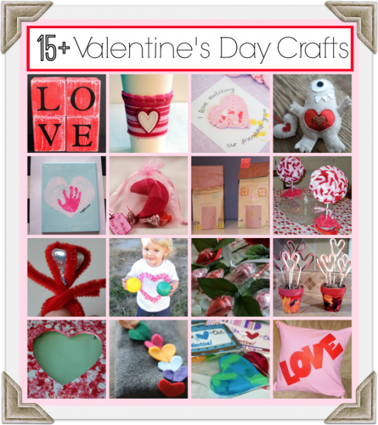 b983bb4fee7 15 Valentine's Day Crafts links disclosure
