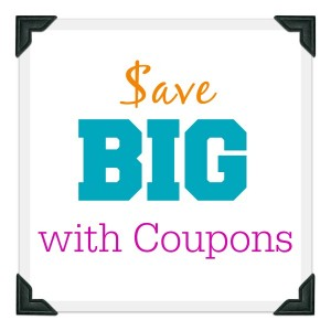 Save Big With Coupons