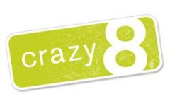 crazy8logo