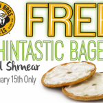 einstein bros bagels free bagel coupon