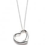 heart pendant necklace amazon