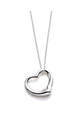 heart pendant necklace amazon