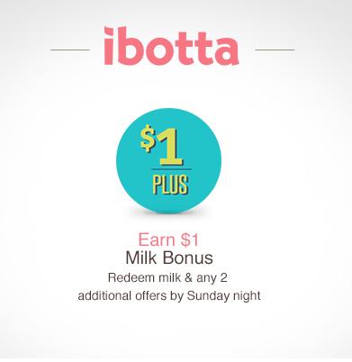 ibotta milk bonus