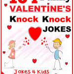 valentines knock knock jokes