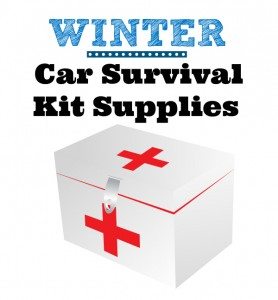 In cold weather it is important to have a winter car survival kit. Keep these things in your car for safety reasons.