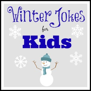 Winter jokes for kids are a fun way to pass the cold days.