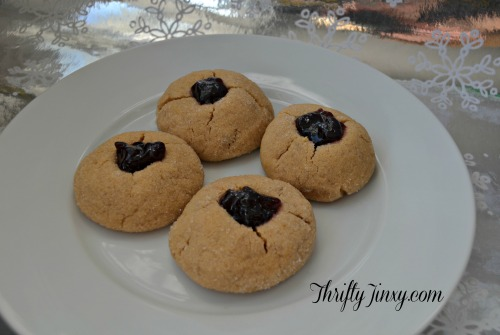 Peanut-Butter-Jelly-Thumbprint-Cookies