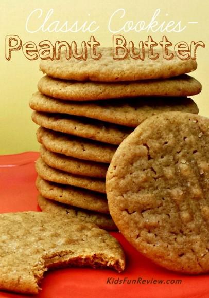 Peanut-Butter-cookies-classic-recipe