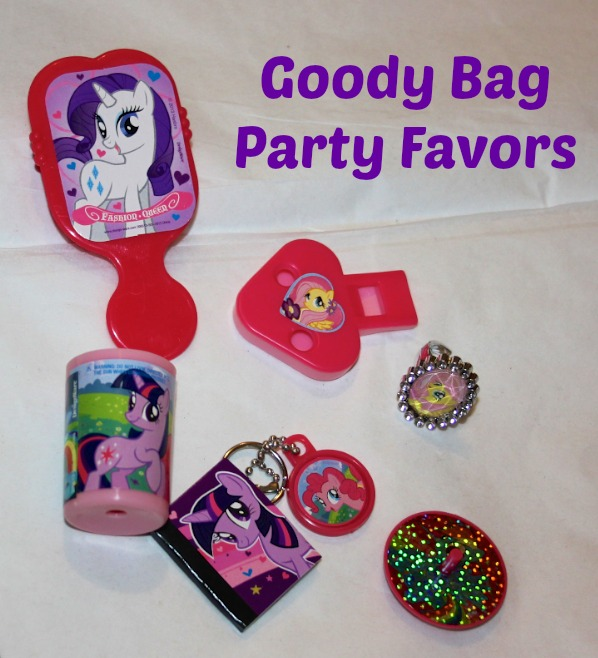 mlp goody bag party favors