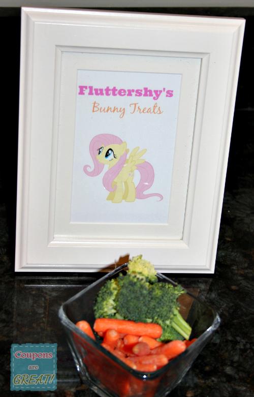 my little pony fluttershy party idea