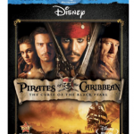 Pirates of the Caribbean: The Curse of the Black Pearl Combo Pack Only $5.99