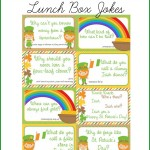 st. patrick's day lunch box notes 600.jpg