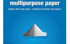 staples multipurpose paper