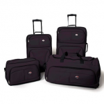 American Tourister Luggage Fieldbrook Four-Piece Luggage Set