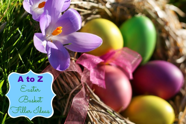 At a loss about what to put in this year's Easter Baskets. Here are 100+ ideas to give you inspiration beyond candy.