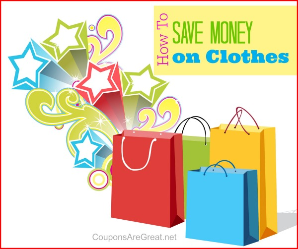 Here are some super great tips that will teach you how to save money on clothes