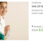 karate atlanta groupon