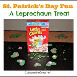St. Patrick's Day Traditions for Kids: Leprechaun Gifts
