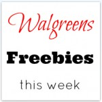 What's Free at Walgreens This Week