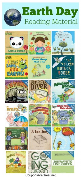 earth day books