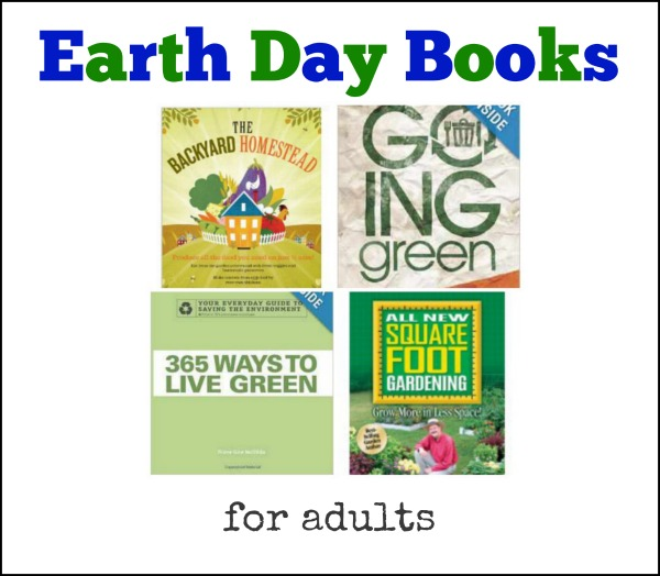 earth day books for adults